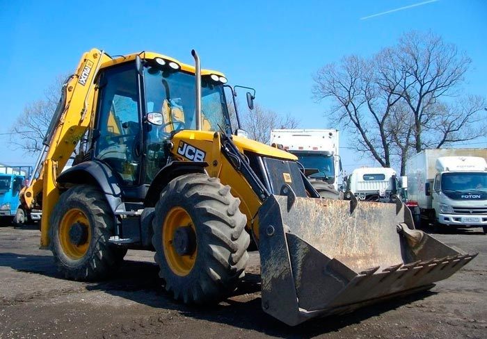 Аренда экскаватора-погрузчика JCB 3CX Super в Жуковском, Раменское, Люберцы